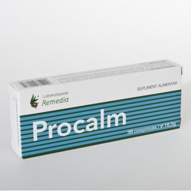 Procalm 150mg 30cps