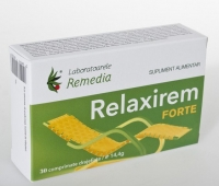 Relaxirem Forte 30cpr