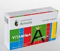 Vitamina A Complex 30cps