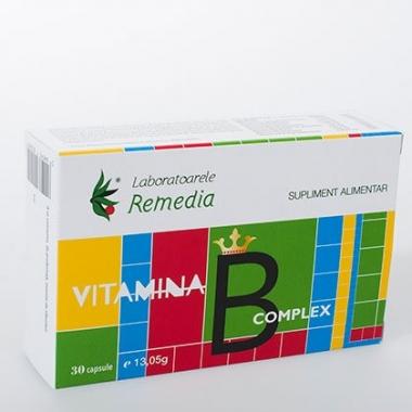 Vitamina B Complex 30cps