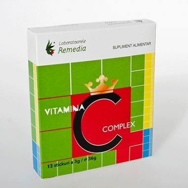 Vitamina C Complex 12stick-uri