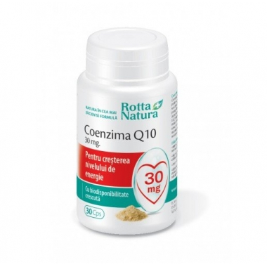 Coenzima Q10 30mg 30cps