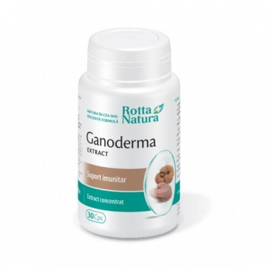 Ganoderma Extract 30cps