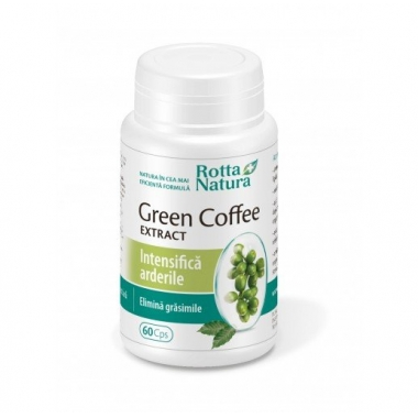 Green Coffee Extract 60cps