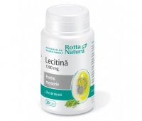 Lecitina 1200mg 30cps