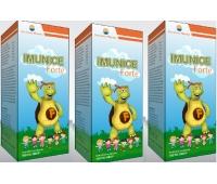 Imunice forte sirop x 100 ml 2+1 gratis