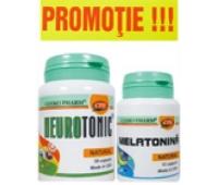 Neurotonic x 30 cps + Melat. 10 cps gratis