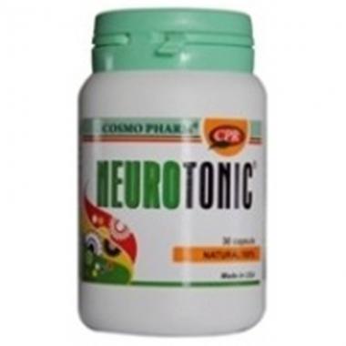 Neurotonic Brain Tonic x 30 cps+10 gratis
