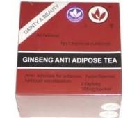Ceai Antiadipos rosu + ginseng x 30 dz, Minerva
