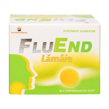 FluEnd Lamaie x 20 cps