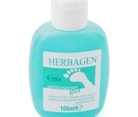 Antiperspirant gel picioare x 100 ml