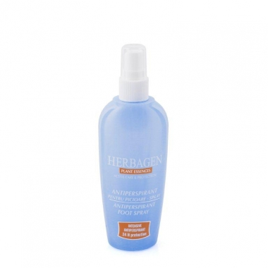Antiperspirant picioare spray x 150 ml