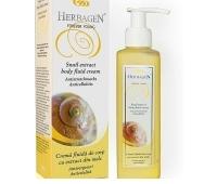Crema fluida de corp cu extract de melc x 200 ml