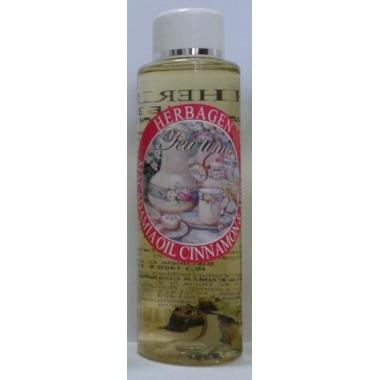 Ulei de masaj Macadamia, Mar si Scortisoara x 100 ml