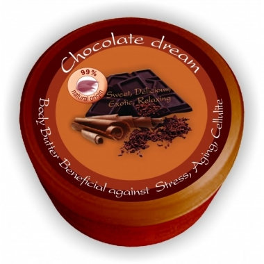 Unt de corp Chocolate Dream x 150ml