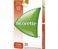Nicorette Freshmint 4 mg x 30 gume masticabile
