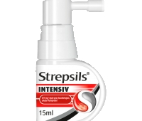 Strepsils Intensiv spray bucofaringian