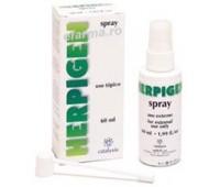 Herpigen/Glizigen Intim Spray