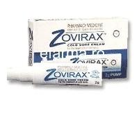 Zovirax crema 5%