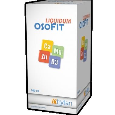 Osofit Liquidum suspensie orala x 200ml, Hyllan