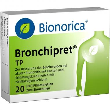 Bronchipret TP comprimate filmate
