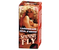Spanish fly red elixir afrodisiac unisex
