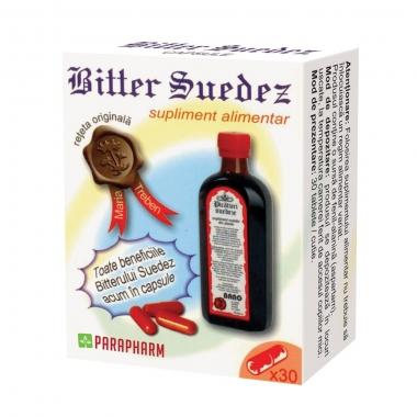 Bitter Suedez 30 capsule 1 + 1 Gratis