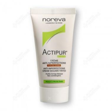 Noreva Actipur Crema Anti-Imperfectiuni Clair, 30ml
