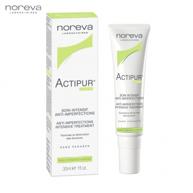 Noreva Actipur Gel Intensiv Anti-Imperfectiuni, 30ml