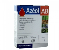 PiLeJe Azeol AB, 30cps
