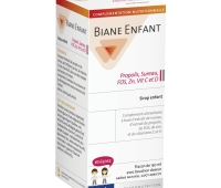 PiLeJe Biane Enfant Sirop copii - Propolis, Soc, FOS, Zn, Vit C si D, 150ml