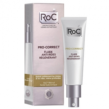 Fluid antirid 40 ml, ROC Pro Correct