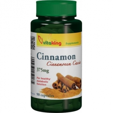 Scortisoara capsule 375 mg, Vitaking