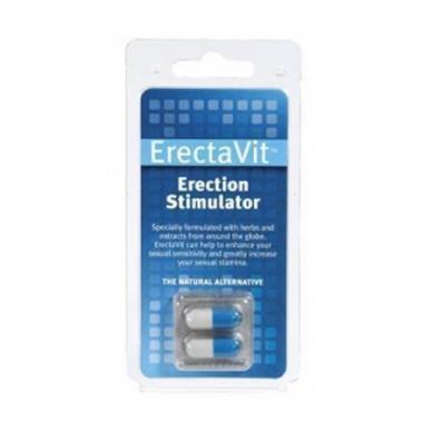 Capsule ptr Erectie ERECTAVIT X 2 CPS