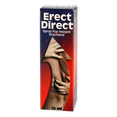 Erect Direct Spray pentru erectie