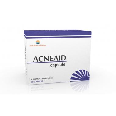 Acneaid CAPSULE pentru un ten fara acnee