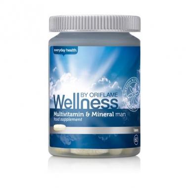 Multivitamine & Minerale pentru bărbaţi