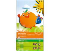 Multivitamine & Minerale pentru copii WellnessKids