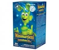 Minimartieni Imunactiv Capsuni x 50tb, Walmark