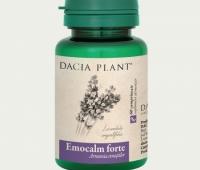 EMOCALM FORTE 60CPR, DACIA PLANT