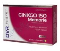 GINKGO 150 Memorie, DVR PHARM