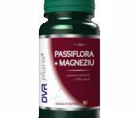 PASSIFLORA+MAGNEZIU 20CPS, DVR PHARM