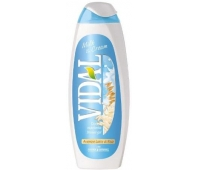 GEL DUS MILK&CREAM 500ML, VIDAL