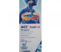 Acc Junior 20mg, 30 g, Sandoz