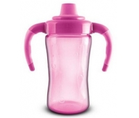 CANA MANERE&CIOC SILICON ROZ 6L+ 260ML (JK031), JUST FOR KIDS