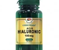 ACID HIALURONIC 100MG 30CPR, COSMO PHARM - PREMIUM