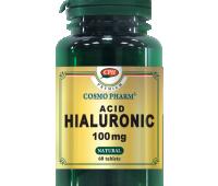 ACID HIALURONIC 100MG 60CPR, COSMO PHARM - PREMIUM