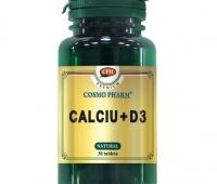 CALCIU+VIT D3 PREMIUM 30CPR, COSMO PHARM - PREMIUM