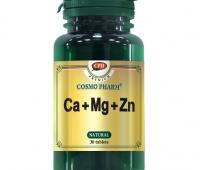CAL-MAG-ZINC PREMIUM 30CPR, COSMO PHARM - PREMIUM