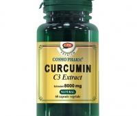 CURCUMIN 400MG 30CPS, COSMO PHARM - PREMIUM
